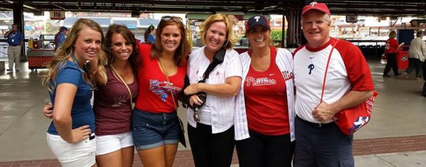 Friends for Friends at the Phillies: Saturday June 14th