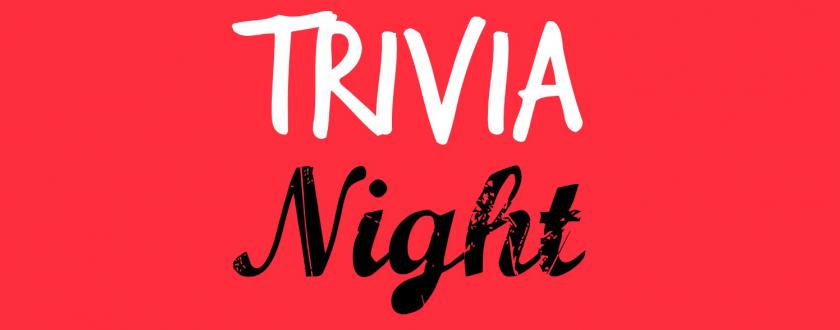 Sign-Up For Trivia Night