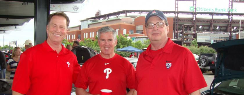 Friends for Friends Phillies Game!