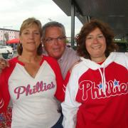 Friends at the Phillies Game!